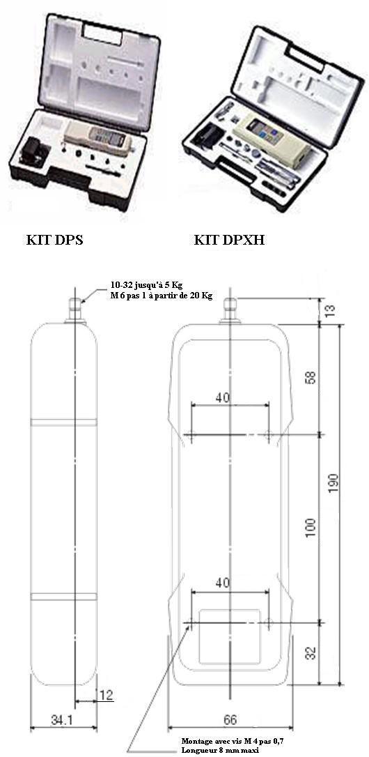 Dynamomètre DPS
